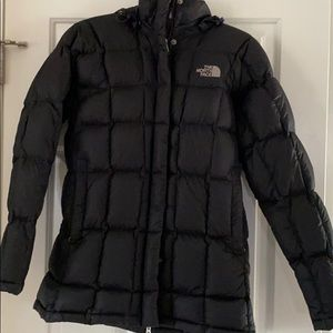 The North Face metro parka jacket - 600 filled